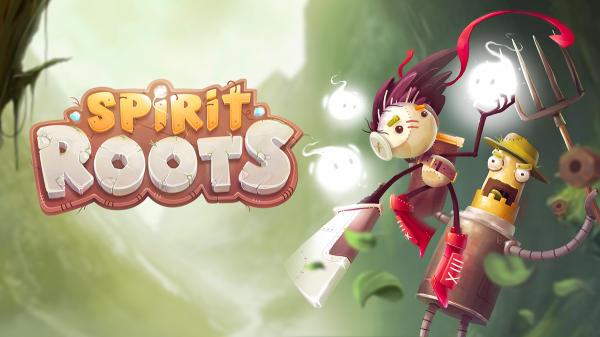 跨越五个世界寻找灵魂的根源,横向平台动作游戏新作《Spirit Roots》将在11月正式于PC/Switch推出
