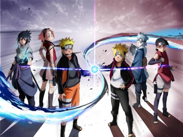 穿越世代的羁绊即将启航!《Naruto×Boruto 忍者Tribes》日本事前登录活动正式开始